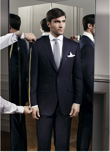 Tailor Made Mens Suit