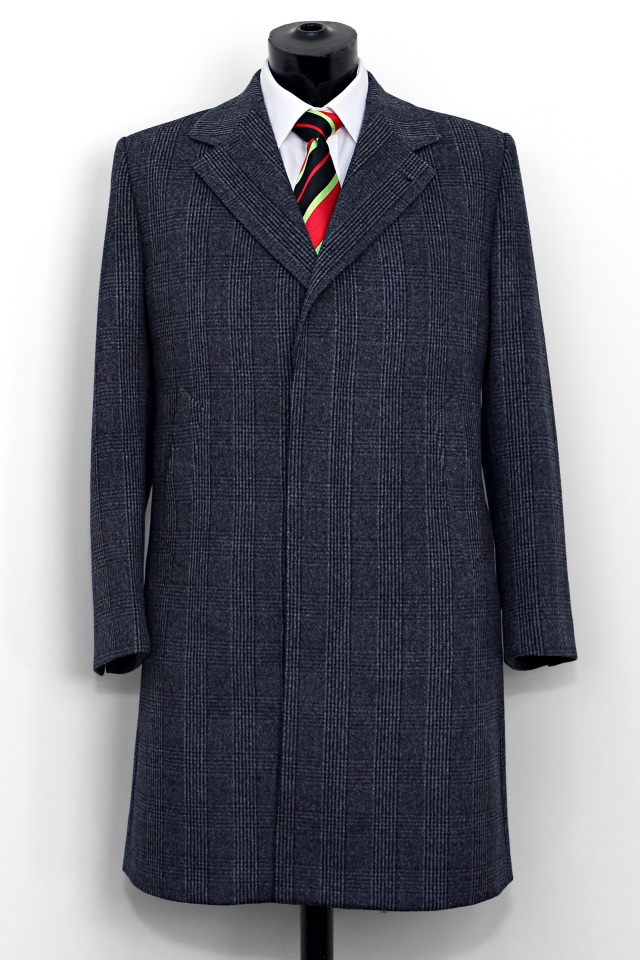 Classic Overcoat from Melbourne Tailors